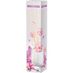 Bispol fragrance diffuser rattan sticks 45 ml - Oriental Night