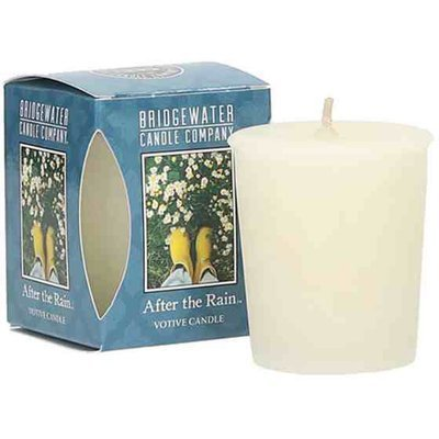 Bridgewater Candle scented votive candle 56 g - After The Rain