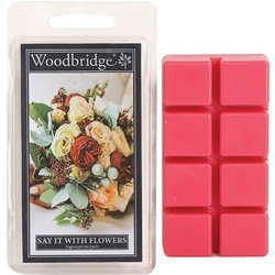 Woodbridge Scented Wax Melt 68 g - Say It With Flowers