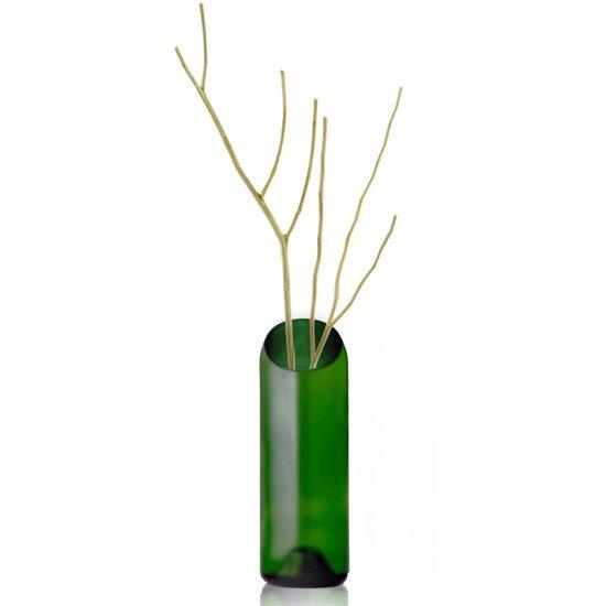 BsaB Luxury Weed Diffuser luksusowy dyfuzor zapachowy w szkle 240 ml - Chestnut Blossom
