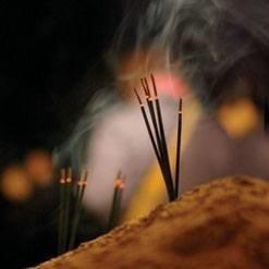 Raj incense sticks 8 pcs - Clove