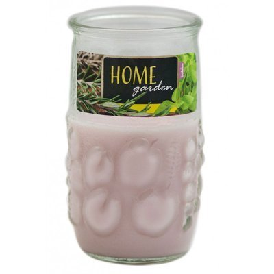 Bolsius outdoor scented candle Lime Light Windlight anti-mosquito - Citronella Rosemary